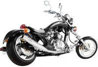 250cc Chopper Custom Built Motorcycles
