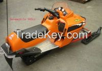 Snowmobile 163cc