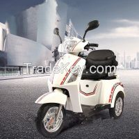 Newest Luxury three wheel electric adult tricycle for elder