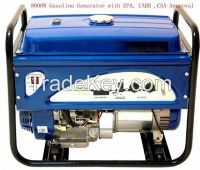 8KW Gasoline Generator with EPA, CARB ,EPA Approval