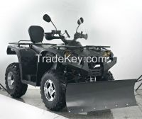 400cc quad atv with E-mark version automatic cvt