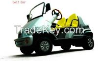 Golf Car 4 Seater Electric Operated Golf Car CE certificate