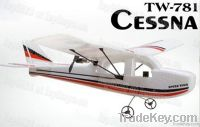 2013 New arrvial !Cessna TW-781 remote control rc airplane