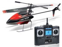 2014 Latest 2.4G 4CH RC Helicopter,Single blade