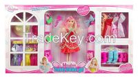 Cool Fashion Dream Princess,Barbie sets for girls