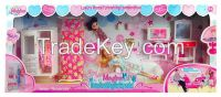 Cool Fashion Dream Room sets,Barbie sets for girls