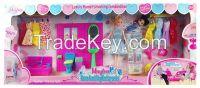 Cool Fashion Dream Bathroom sets,Barbie sets for girls