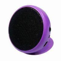 Portable Speaker in Sandglass Shape
