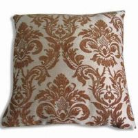Cushion, Made of Jacquard, Available in Size of 18 x 18 Inches