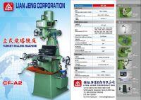 Vertical milling machine CF-A2
