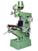 Vertical horizontal milling machine CF-G1A (LIAN JENG CORP)