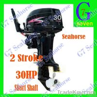Chinese High Quality Seahorse 4 Stroke 2.5hp-15hp Outboard Engines