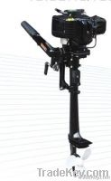 Chinese Best 2 Stroke Short Shaft 2hp Outboard Engine Motor