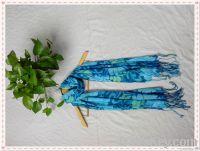Quality, Luxurious, Lightweight Bamboo Cotton Women's Pashmina Scarf