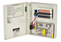 DC12V 5A 9Channel CCTV power supply unit