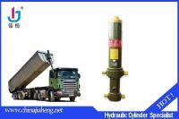 single-acting telescopic hydraulic cylinder for mining