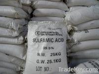 sulfamic acid(CAS No.5329-14-6)