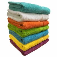 Cotton Custom Bath Towels