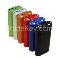 power banks with LED light
