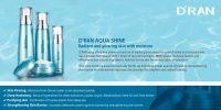 skin care cosmetics / Aqua Shine line for moisturizing