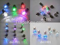 LED earrings  new light up earrings from Dxlong