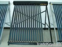 Vacuum Pipe Solar Collectors