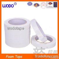Adhesive double sided foam tape manufaturer