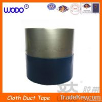 Silver color cloth duct tape, cloth duct tape manufacture