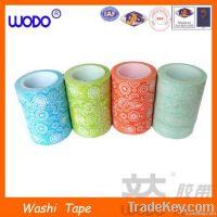 Japanese washi paper tape, washi tape wholesale
