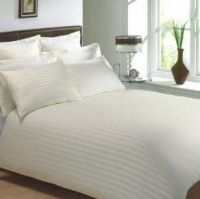 Cotton Plain White Hotel Bedding Linens