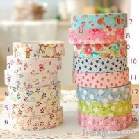 Japanese washi tape for decoration, washi tape wholesale