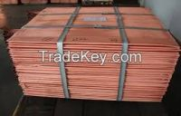 Copper Cathode and Copper  Wire Scrap