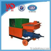 Plastering Machine for Wall