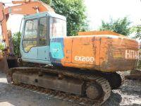 Used Hitachi Excavator(EX200-3) YEAR 1996