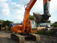 Used Hitachi Excavator (UH07-7) YEAR 1987