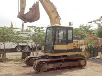 Used Caterpillar E120B Excavator