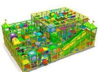 Soft Indoor Playground (NC-IP402)