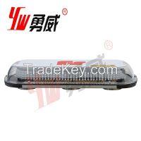 Super light led mini strobe lightbar,led emergency mini lightbar