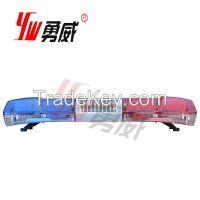 Super thin led strobe lightbar for police ,ambulance,fire-fighting