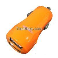 LED dual usb car charger