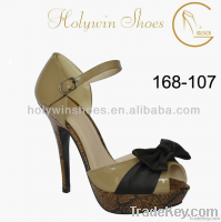 Holywin shoes new ladies heel shoes wholesales