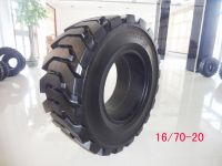 Good quality Solid Tire 16/70-20
