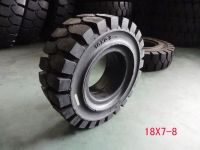 Good Quality Solid Tire 23.5-25