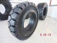 Solid Forklift Tyre  8.25-15