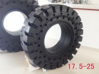 Solid Tyres 17.5-25