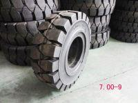 Best Solid Forklift tire--7.00-9