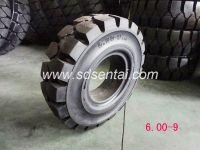 forklift solid tire 6.00-9