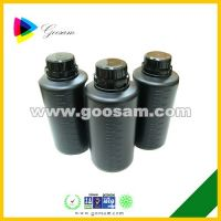 2013 newest UV Led ink/UV curable ink for Epson DX5 head