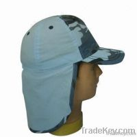 Camouflage Baseball Cap, Made of Polyester