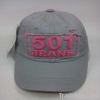 cowboy baseball hats, Made of Polyester,